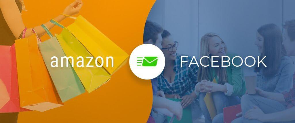 Facebook ve Amazon kaydı için geçici bir e-posta