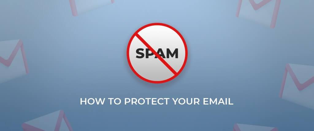 Como faço para me livrar de spam