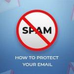 Como é que me livro do spam
