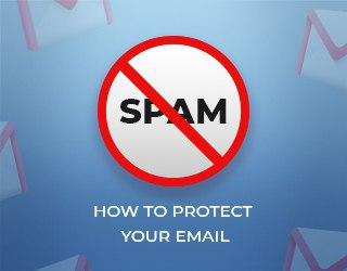 захистити свою електронну пошту від спаму