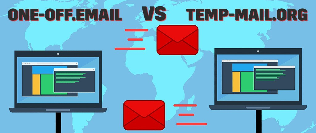 one-off.email or temp-mail.org
